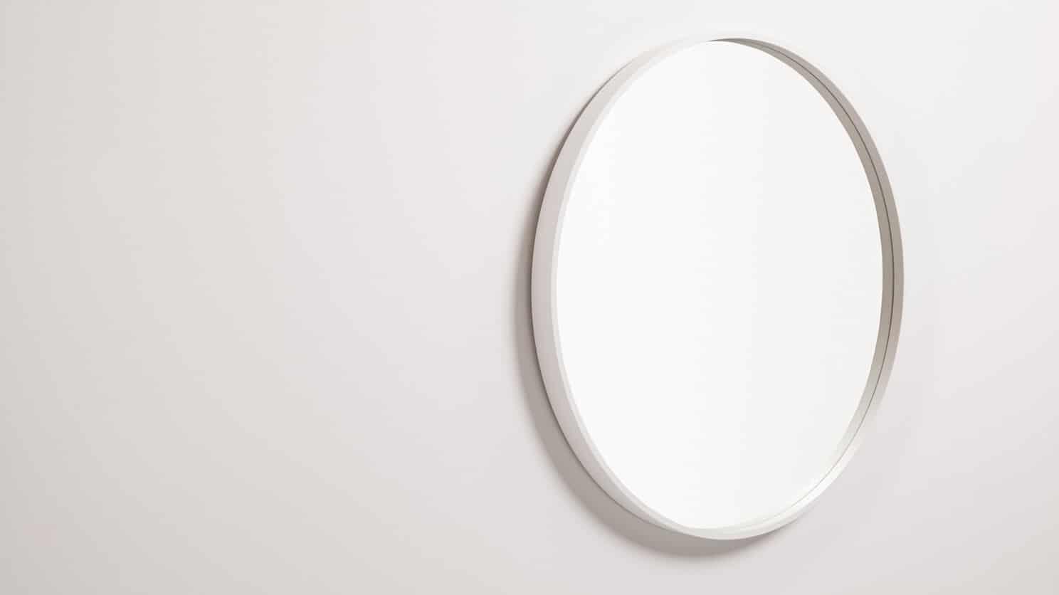 3130 043 6 2 mirror conner large white corner