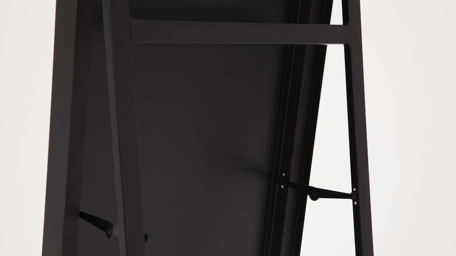 3130 204 6 4 mirror spy floor black detail