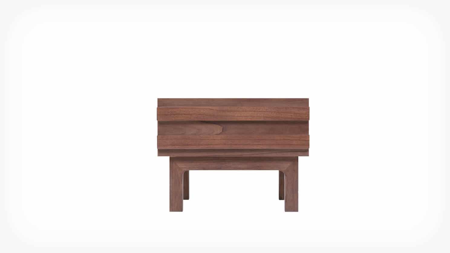 5080 431 14 par 1 nightstands burrows nightstand java front
