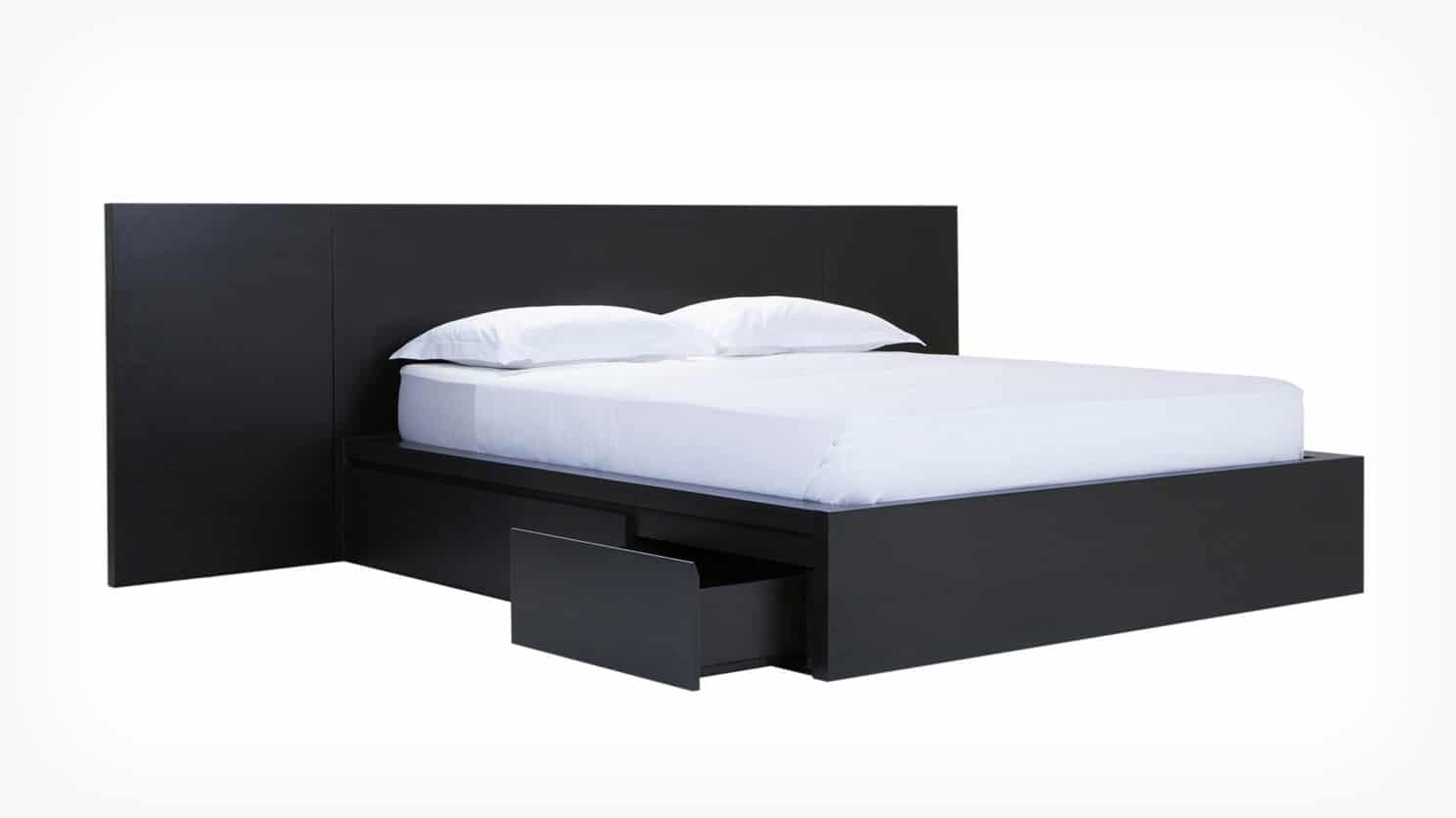 6020 962 pe 2 beds simple bed onyx corner w extended hb w drawers