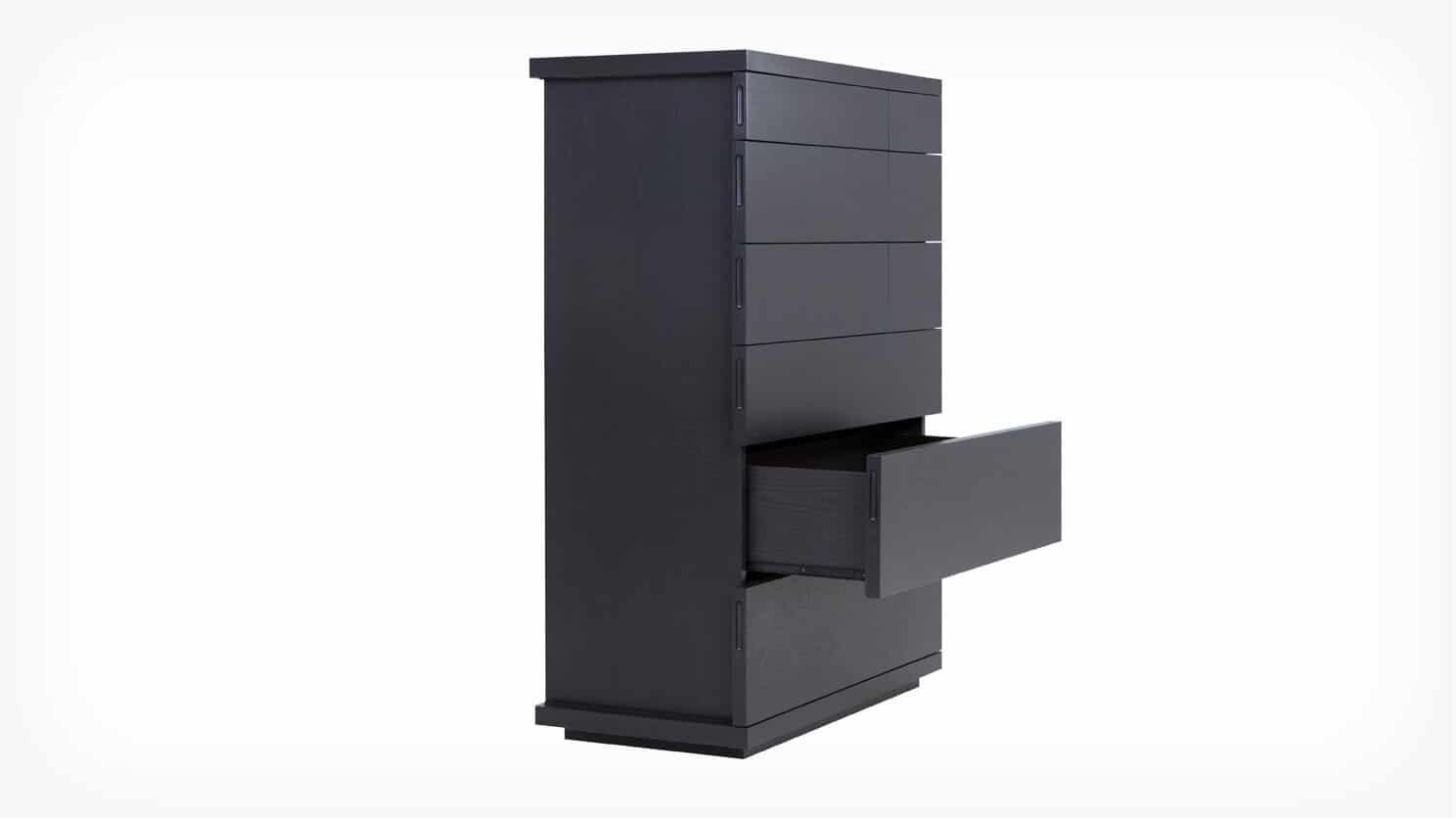 6080 437 par 3 chests boom chest onyx corner w drawer