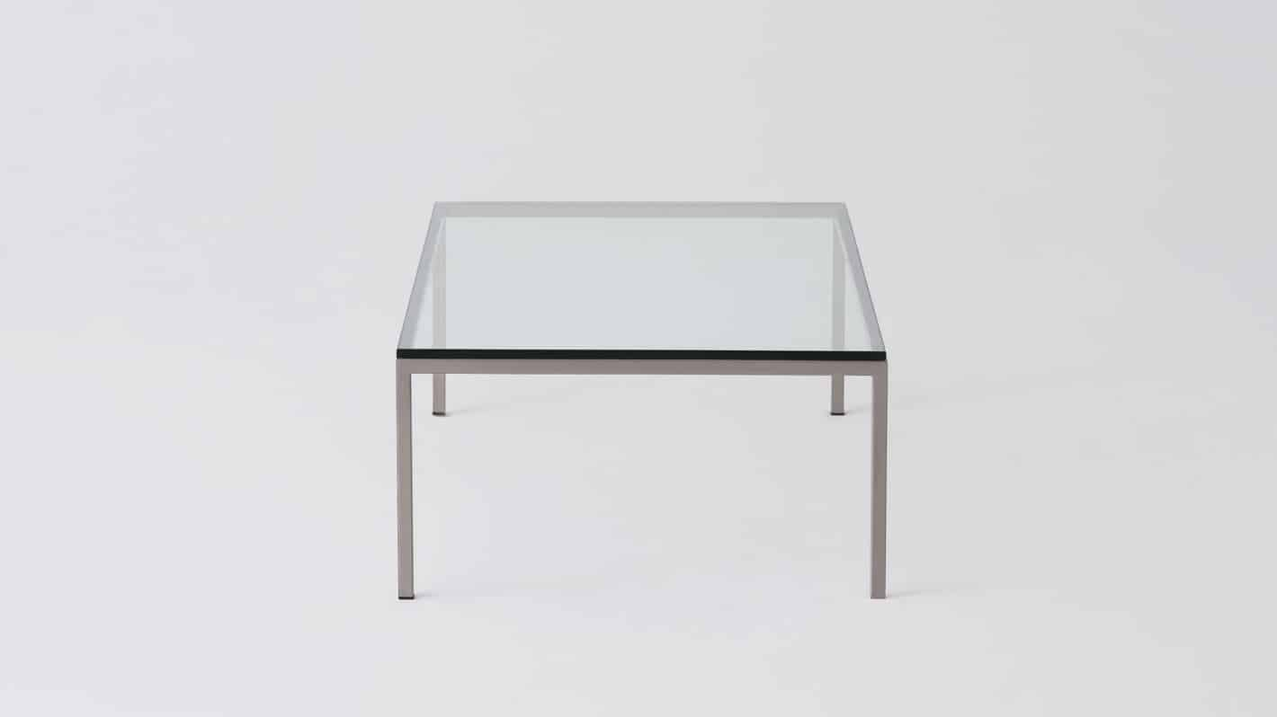 7020 030 par 24 coffee tables custom 48 coffee table glass stainless base side 01