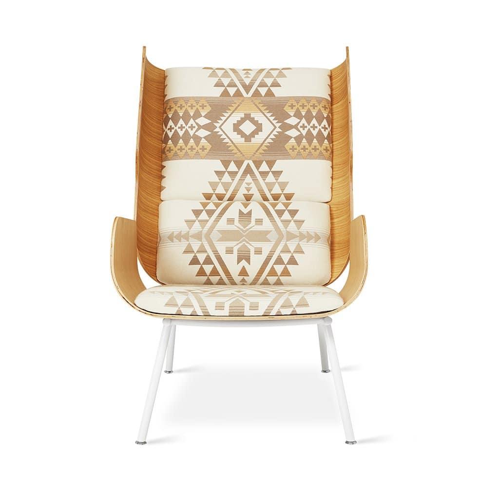 Gus x Pendleton   Elk Chair   Sunbrella Canyon Lands Desert   P02 1024x1024