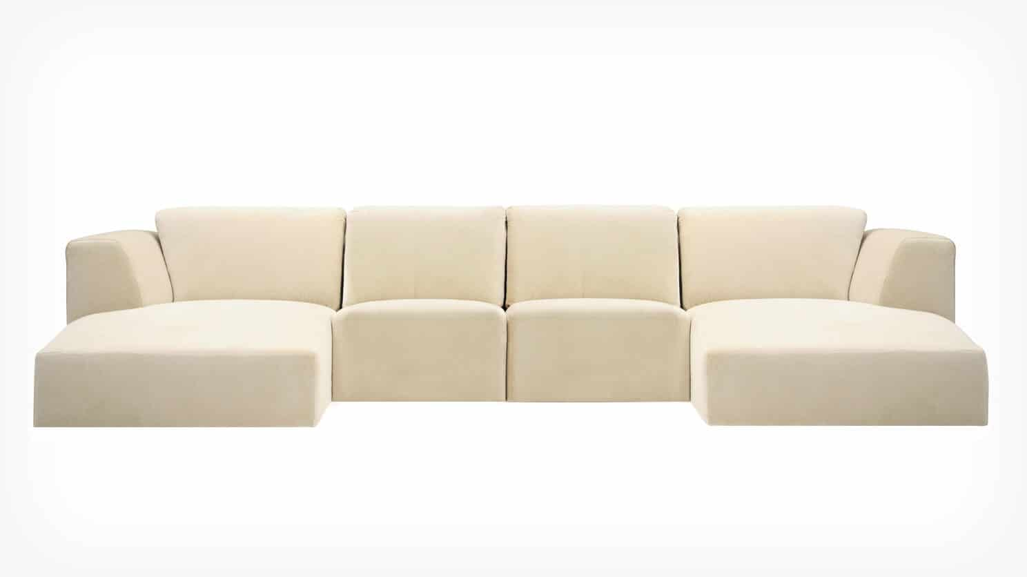30026 16 10x2  1 sectionals morten 4 piece w chaise disco fabric