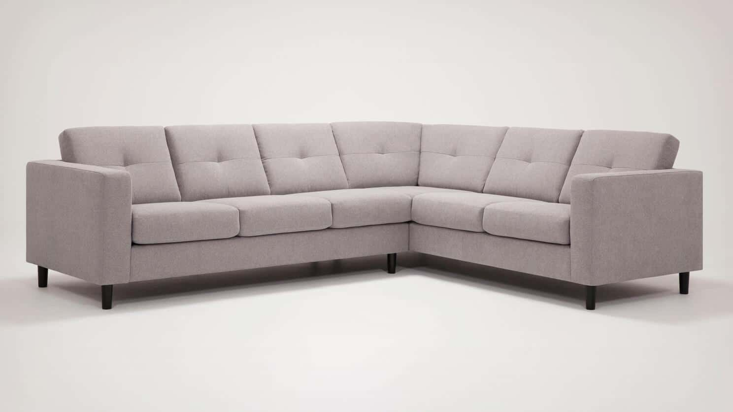 SOLO 6-SEAT SECTIONAL SOFA - D3 Home San Diego - Furniture - EQ3