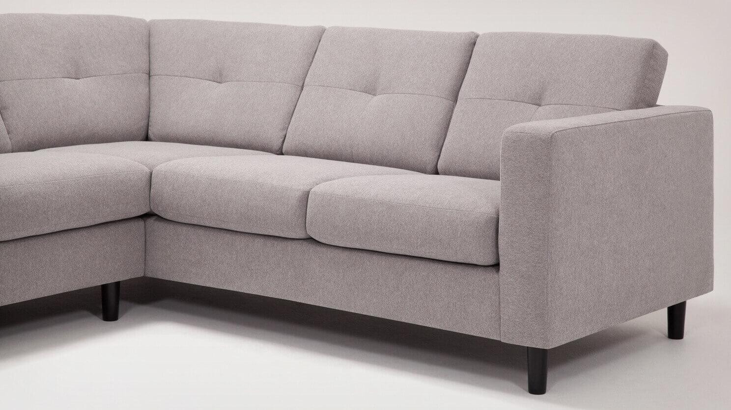 Surprising Solo 6 Seat Sectional Sofa D3 Home San Diego Furniture Eq3 Customarchery Wood Chair Design Ideas Customarcherynet