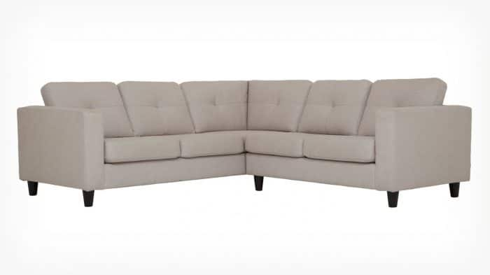 30129 ss sl 1 sectionals solo 2 piece sectional sofa disco fabric corner