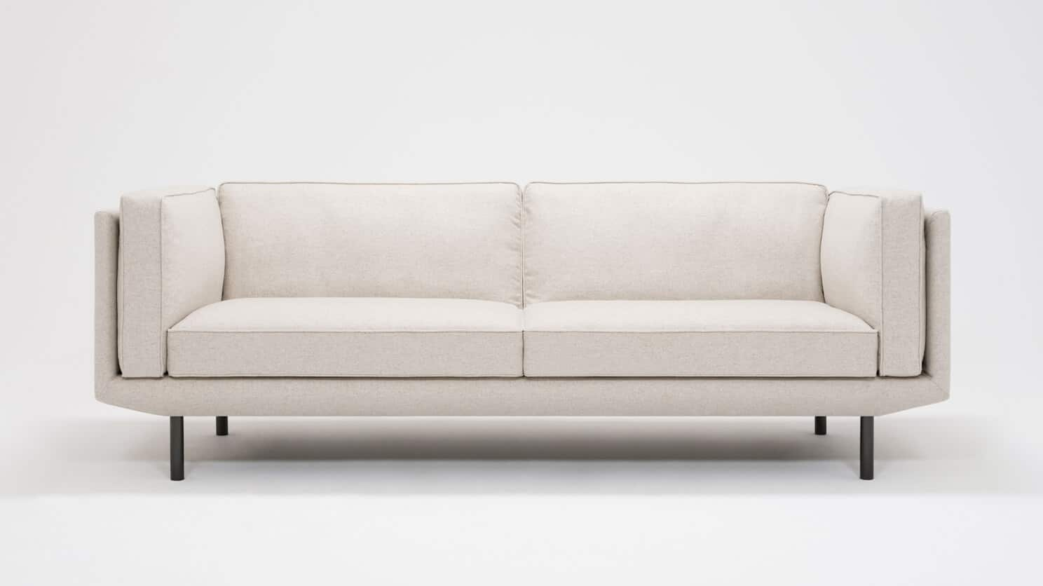 30154 01 01 sofa plateau 84 feather lana sand front view
