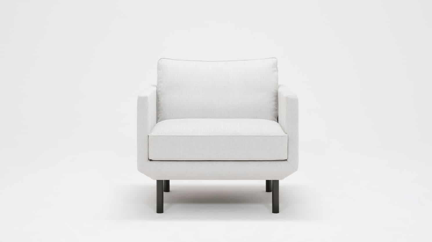 30154 95 1 chairs plateau club chair feather coda marble front 02
