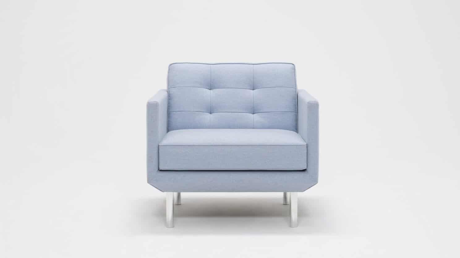 30155 95 par bp 1 chairs plateau club chair foam lana light blue front 02