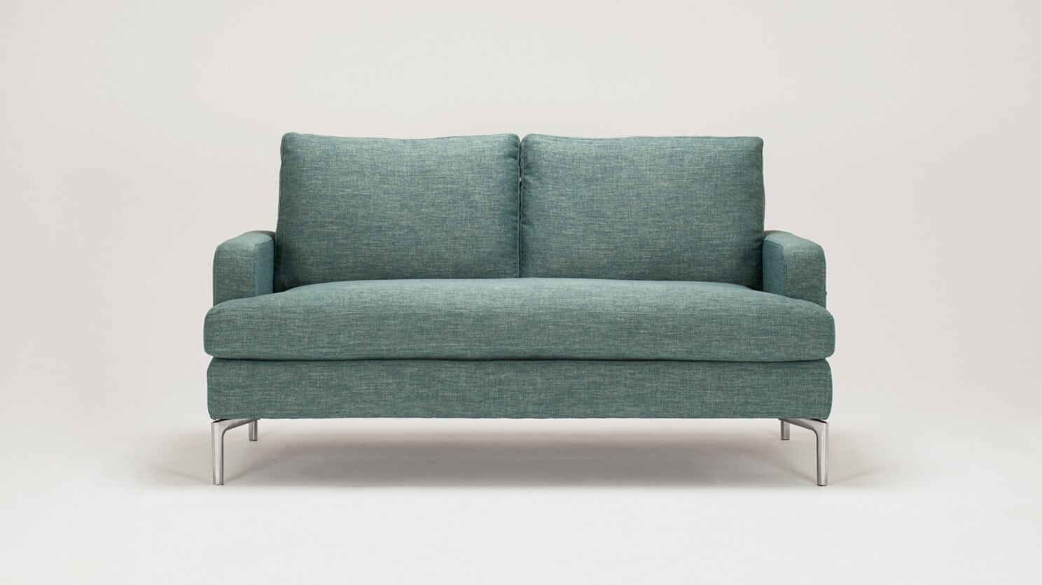 31127 03 02 loveseat eve key largo teal front view 1