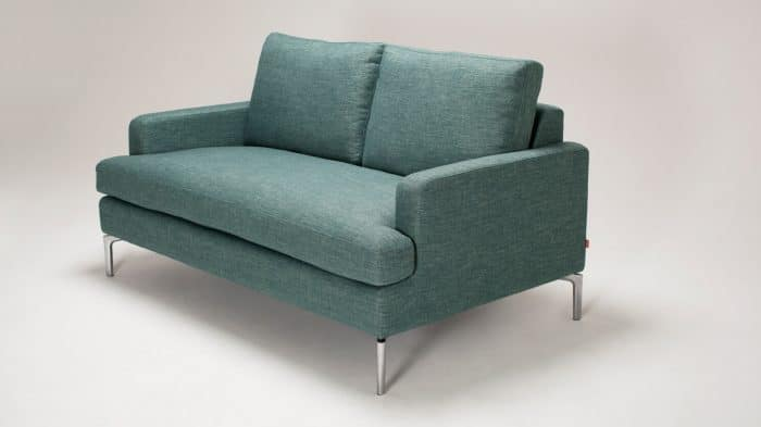 31127 03 03 loveseat eve key largo teal corner view