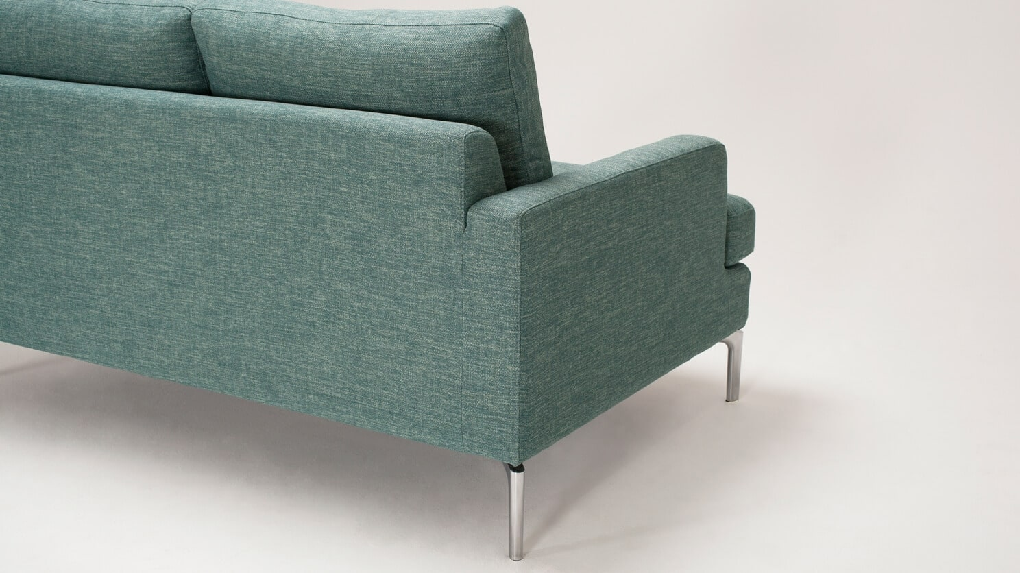 31127 03 07 loveseat eve key largo teal detailed back view