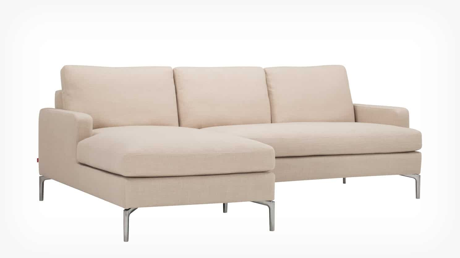 31127 sl sc 2 sectionals eve 2 piece w chaise lindy natural