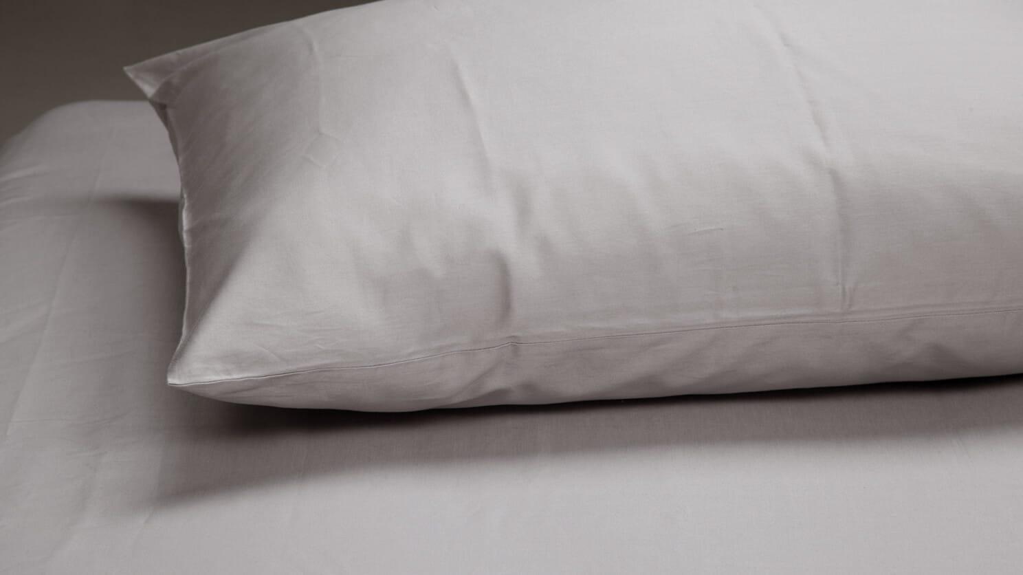 Grey Cotton Sheet Set King