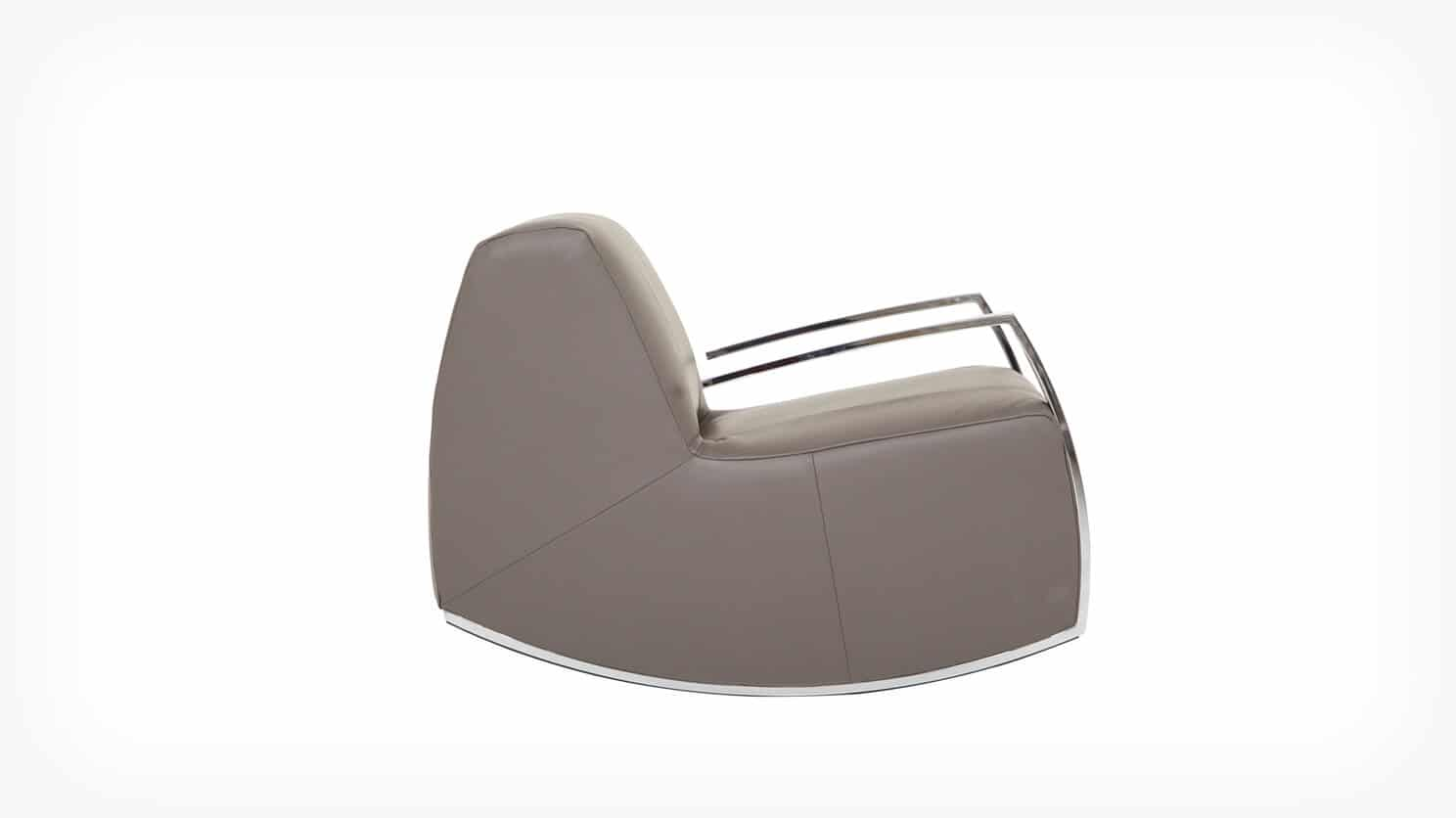 37039 70 2 chairs matt rocker disco leather side