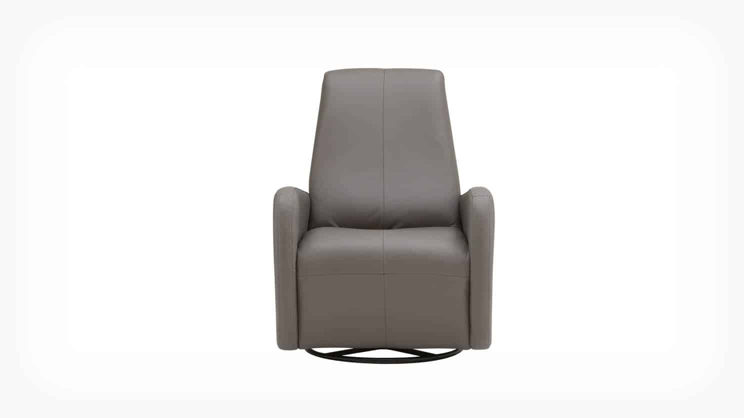 37073 71 1 chairs karbon chair disco leather front w swivel