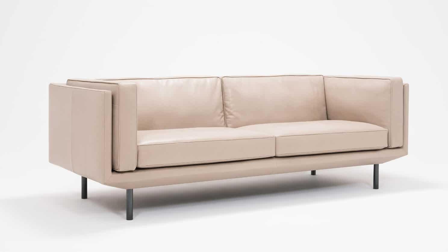 37154 01 02 sofa plateau 84 feather coachella warm grey front angled view
