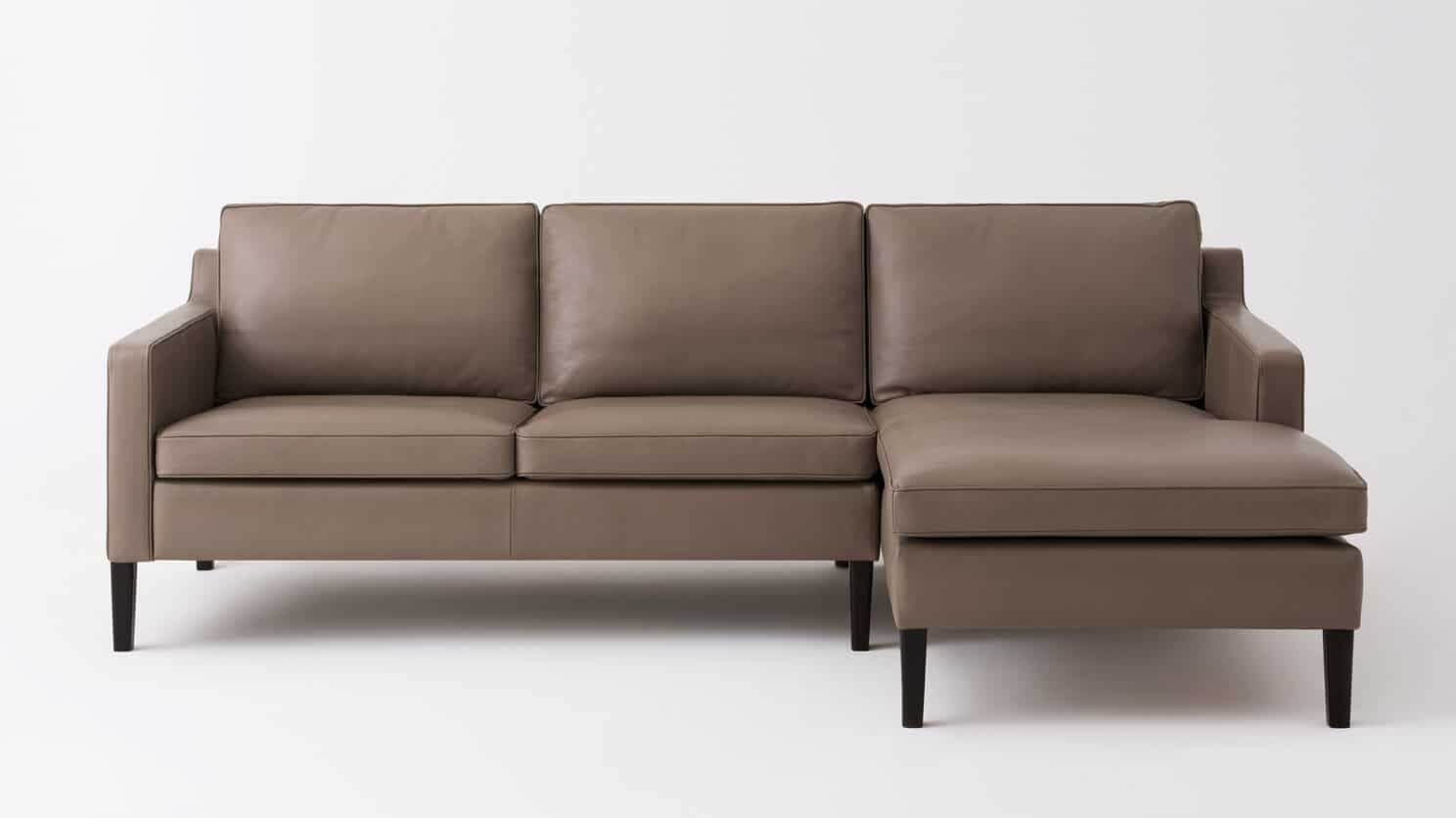 SKYE 2-PIECE SECTIONAL SOFA W/CHAISE - D3 Home San Diego - EQ3
