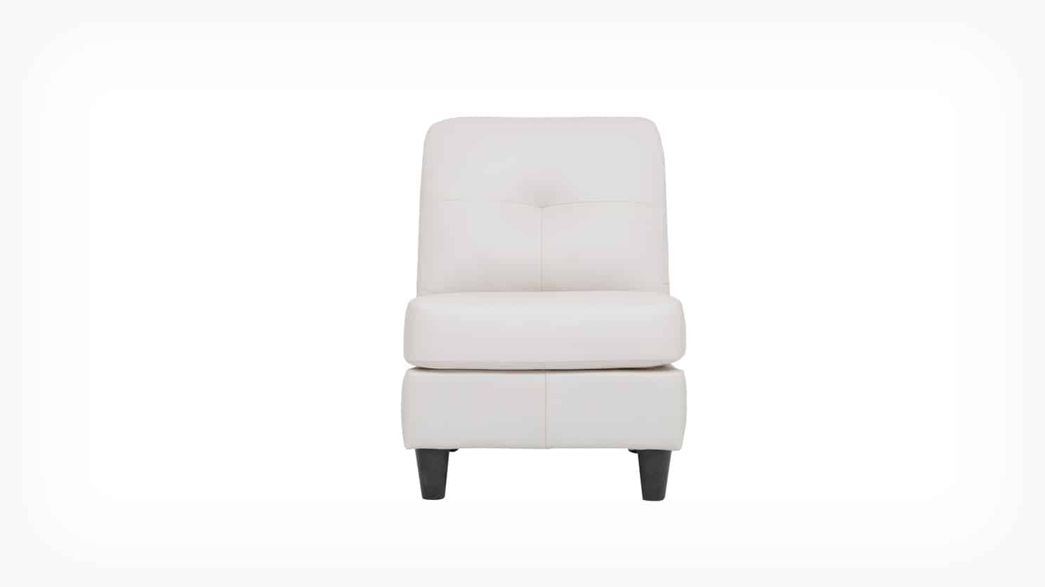 77480 10 1 chairs solo armless chair disco leather front