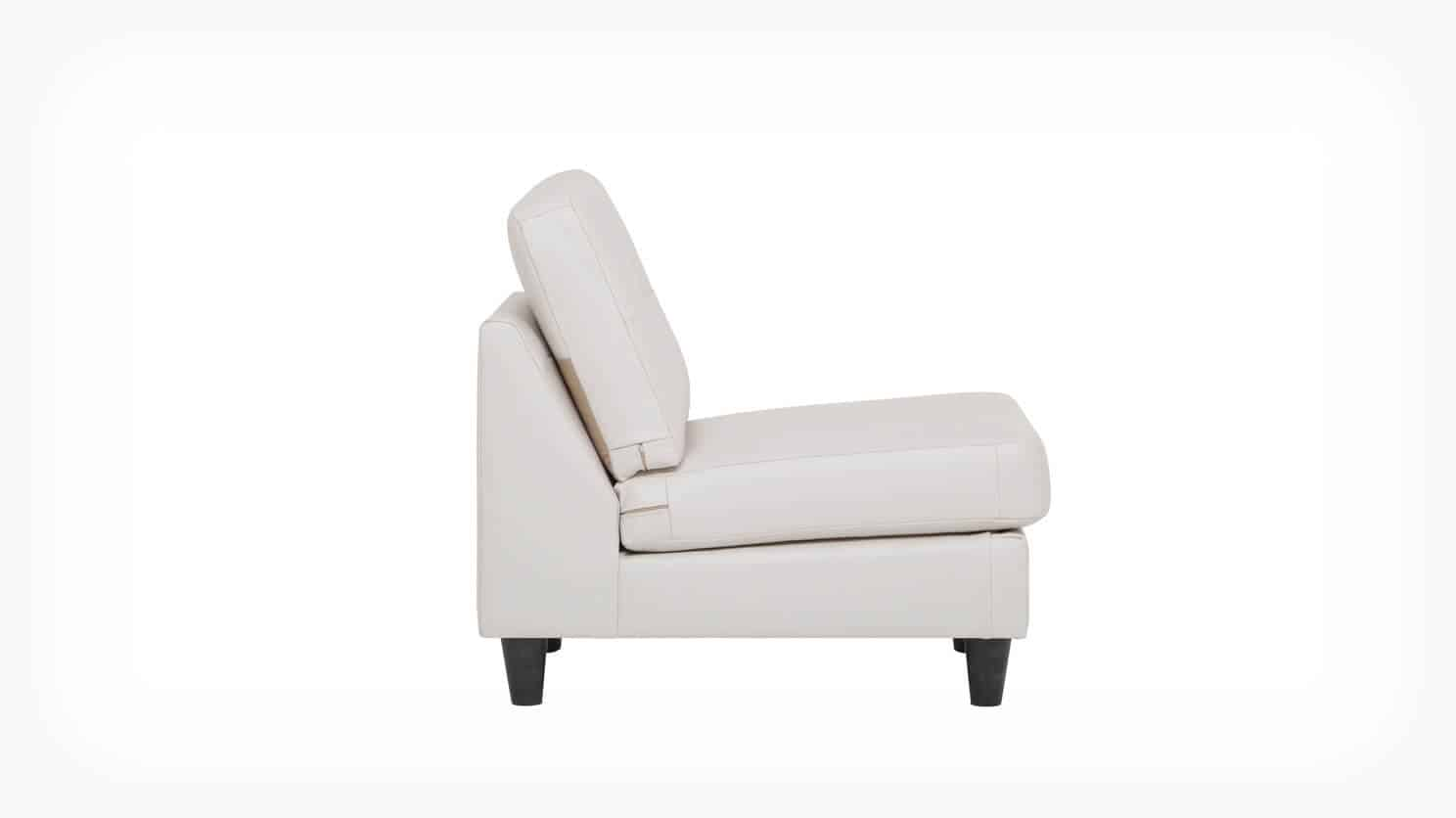 77480 10 2 chairs solo armless chair disco leather side