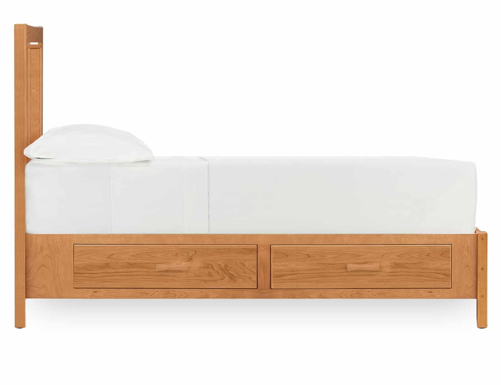bed copeland monterey storage side