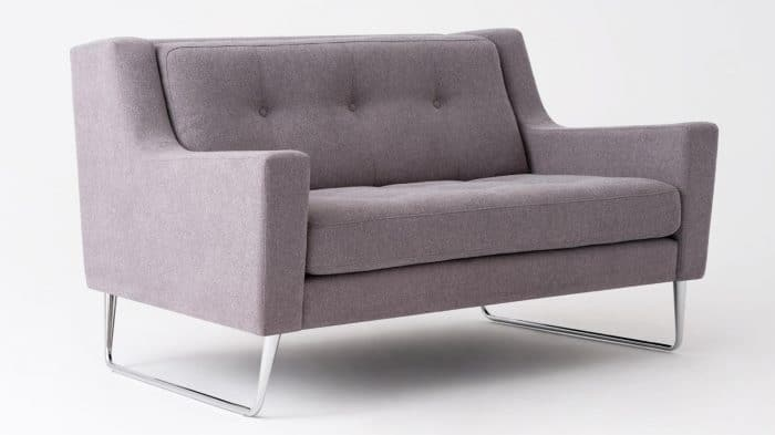 elise loveseat mila grey detail 03