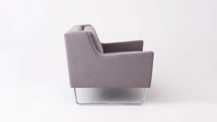 elise loveseat mila grey side 01