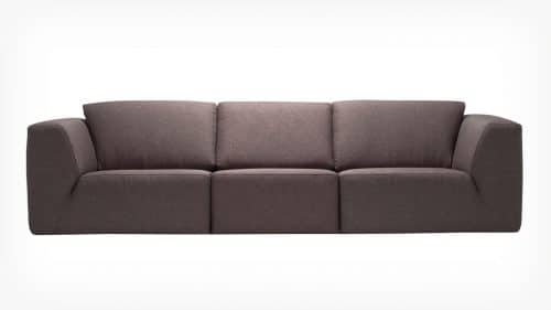 morten 3 piece sectional sofa polo slate front 0