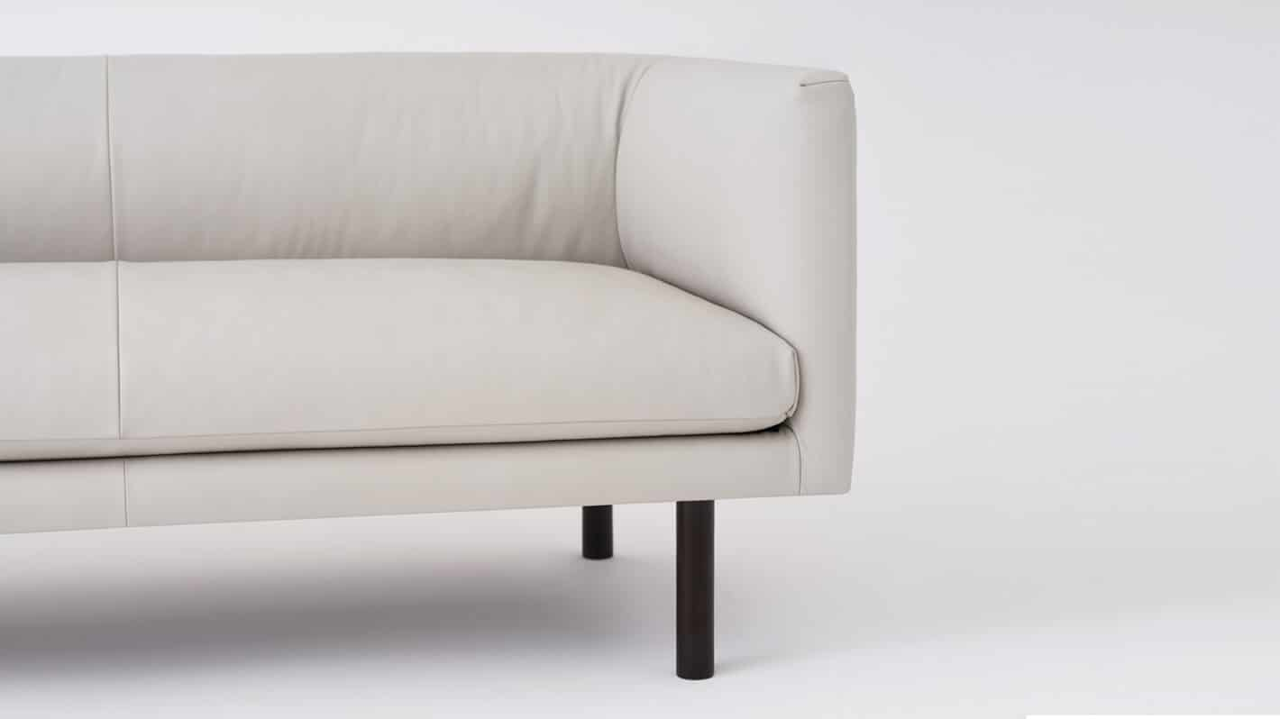 replay club loveseat venice steel detail 01