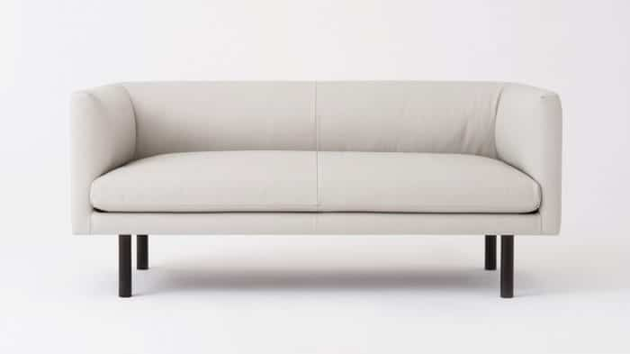 replay club loveseat venice steel front 02
