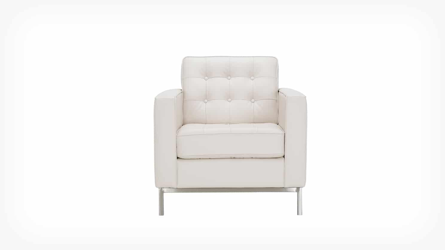 reverie chair tulsaii bisque front