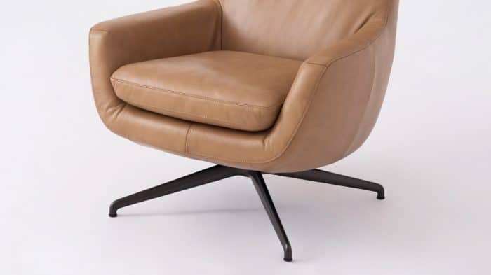 suite chair anthracite base detail 01
