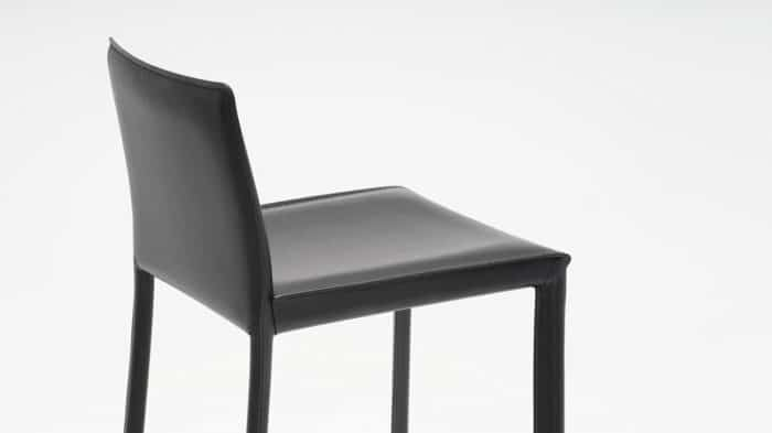 3020 212 34 4 counter chairs low back counter chair black detail 01