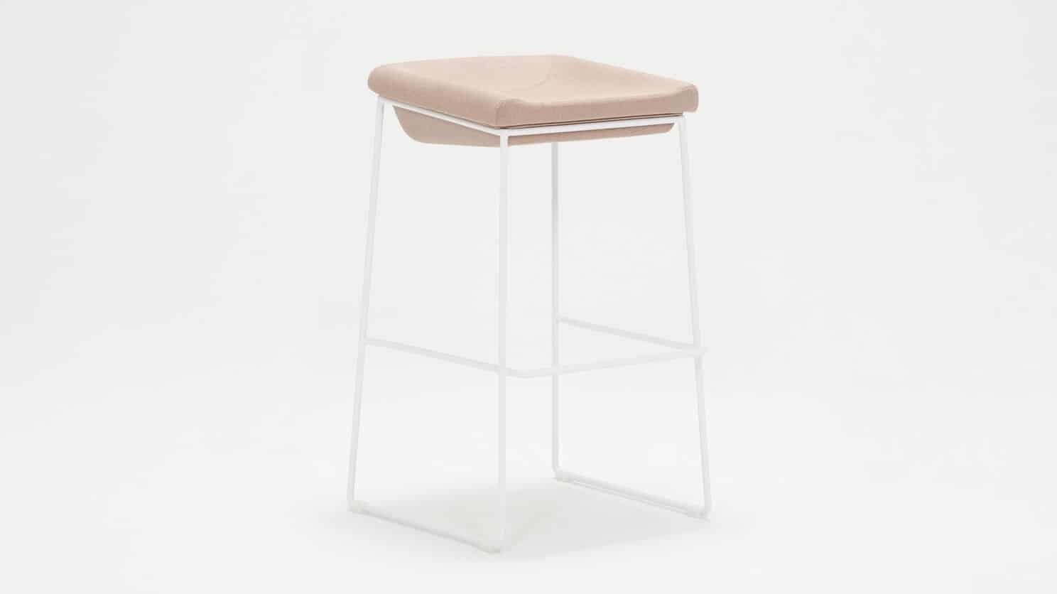 3020 266 par 9 counter chairs mackenzie bar stool taupe seat white base corner 01 1