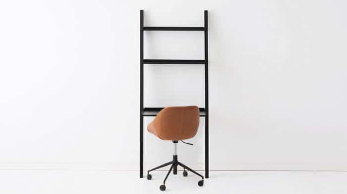 3020 522 par 4 desks asterix desk ladder black detail 02