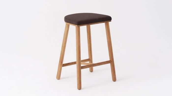 lima counter stool dark grey oak base corner 01