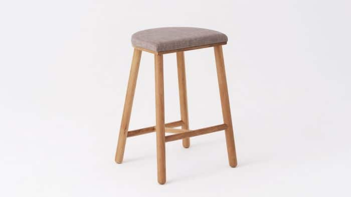 lima counter stool light grey oak base corner 01