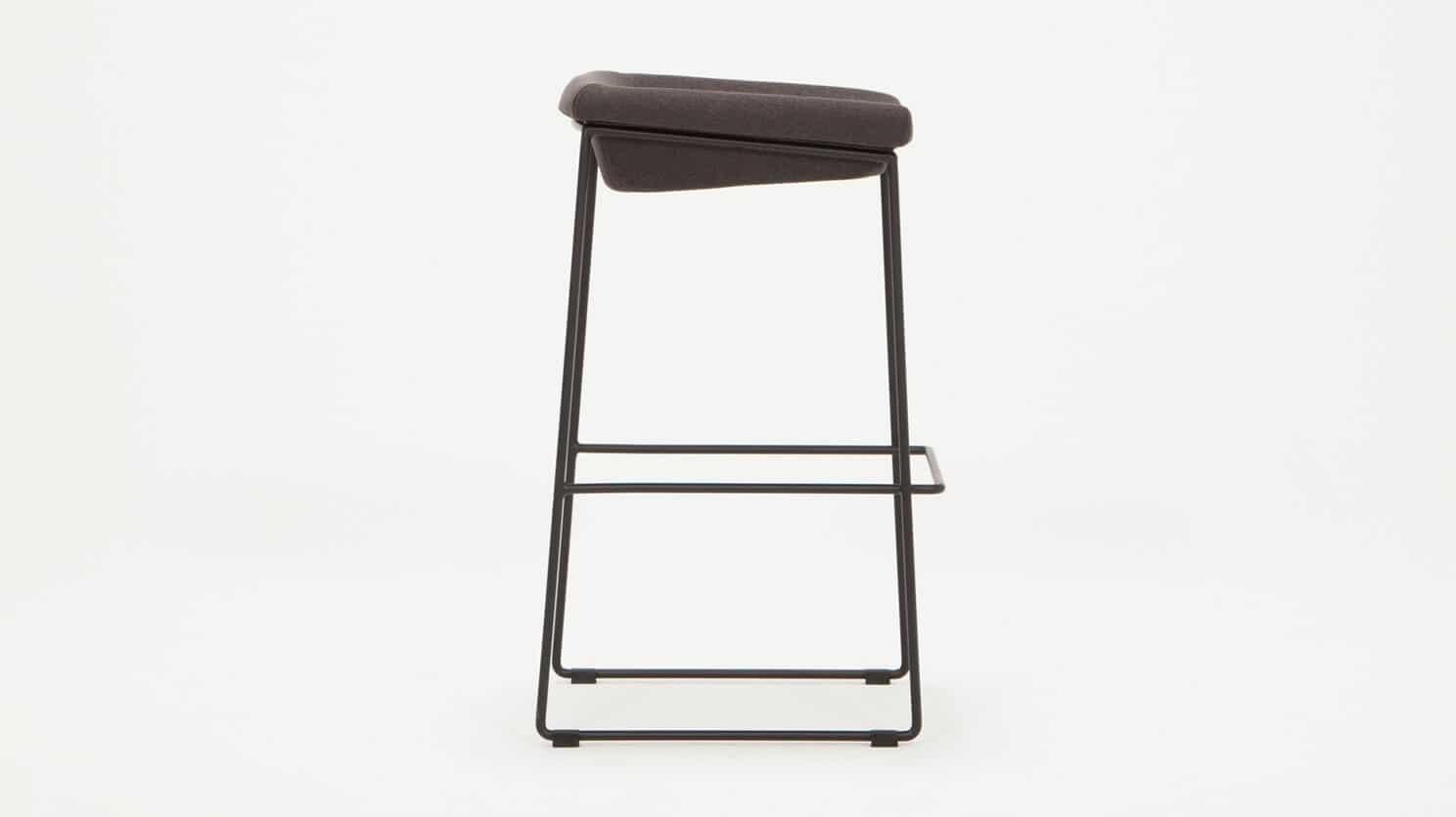 mackenzie bar stool dark grey side 01 com