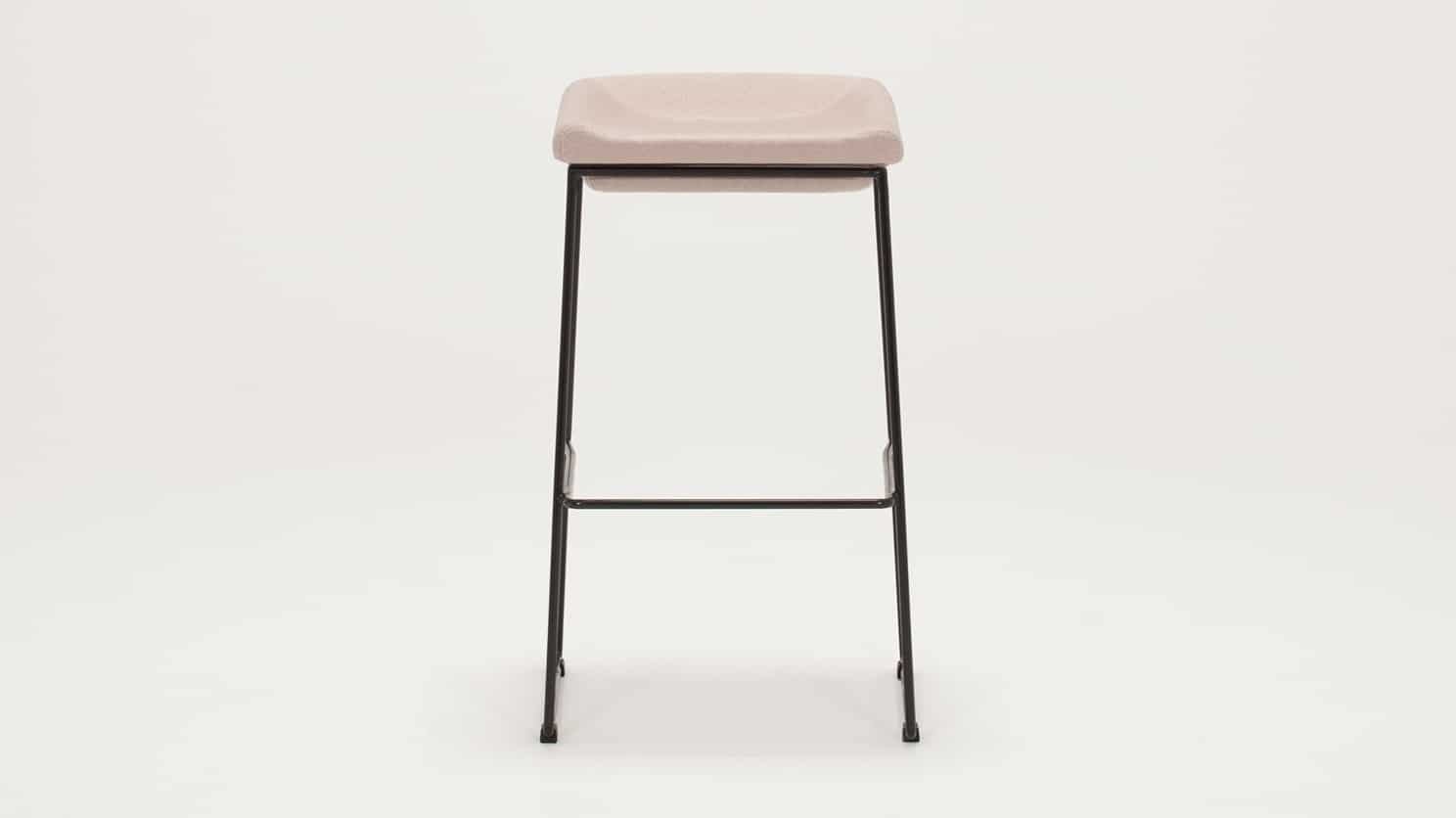 mackenzie bar stool taupe front 02
