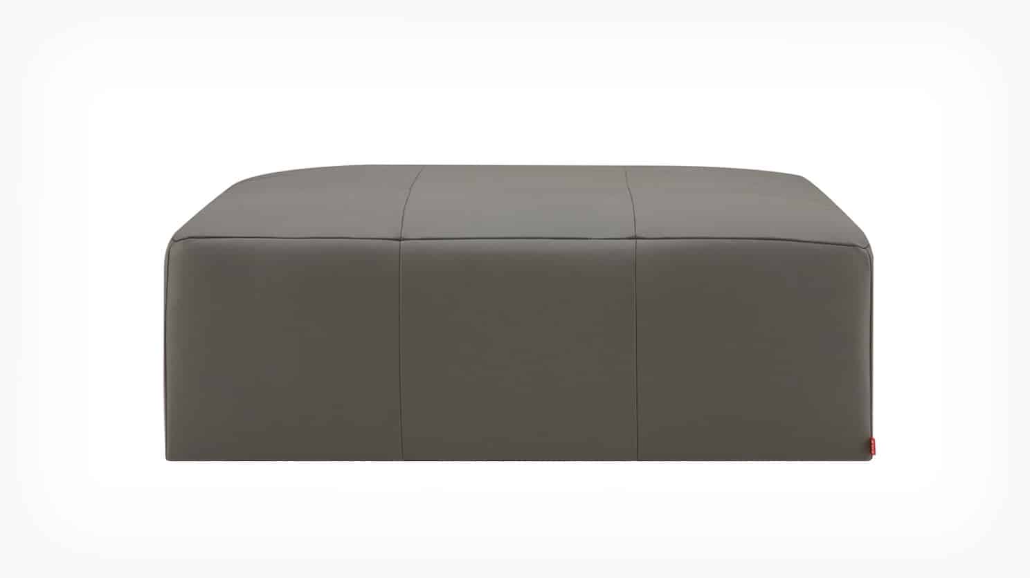 37026 04 01 ottoman morten leather front view