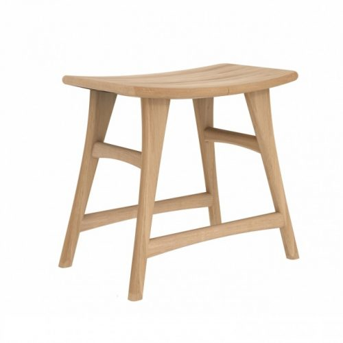 enthicraft natural oak stool