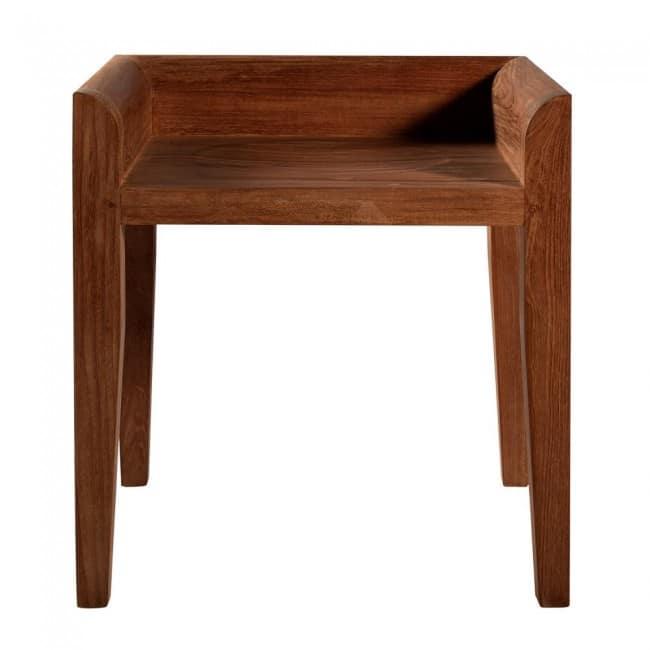 ethnicraft teak cuba chair 1