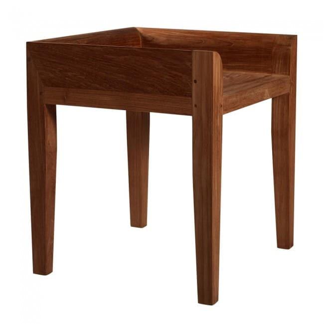 ethnicraft teak cuba chair 2