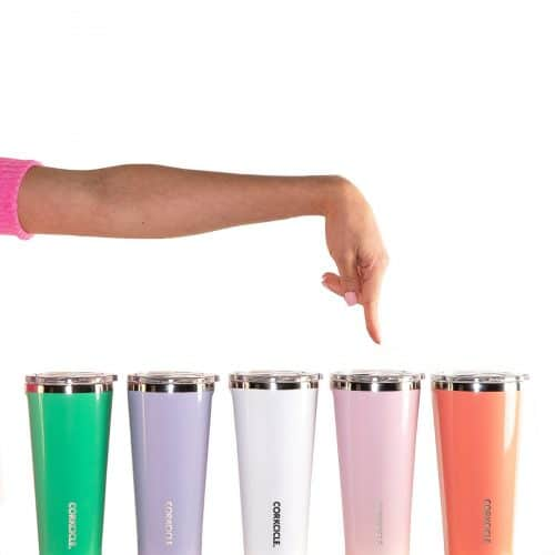 Tumbler Lineup Nails 16oz Line up