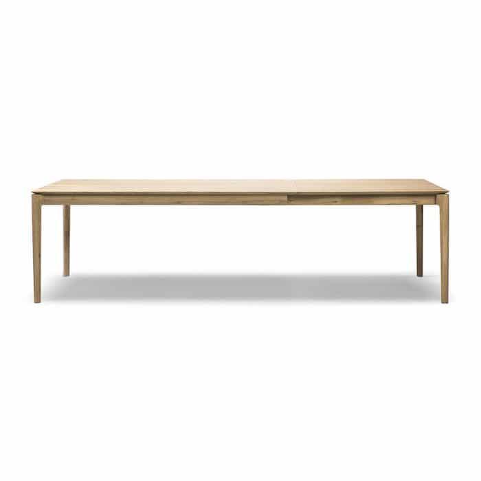 oak bok extendable dining table 2 1