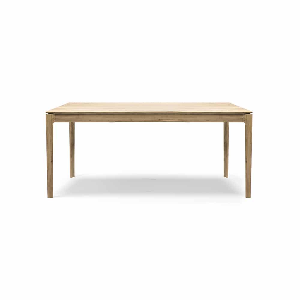 oak bok extendable dining table 4 1