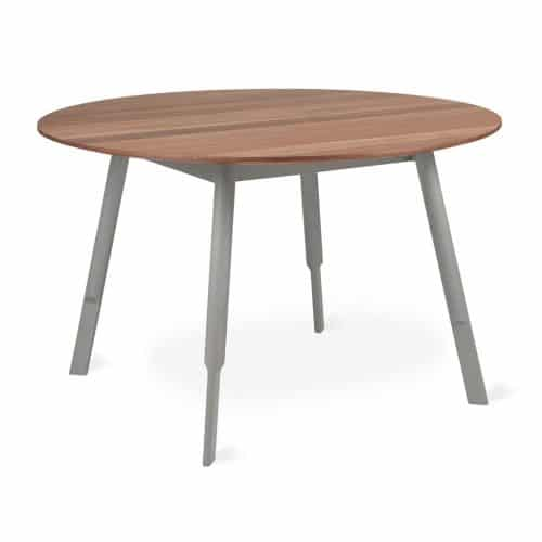 Bracket Round Dining Table Walnut Cadet Grey P01 1024x1024