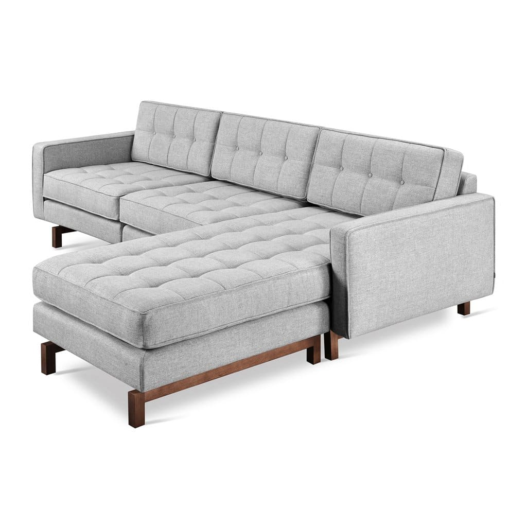 Jane 2 Bi Sectional Walnut Finish Bayview Silver P01 1024x1024