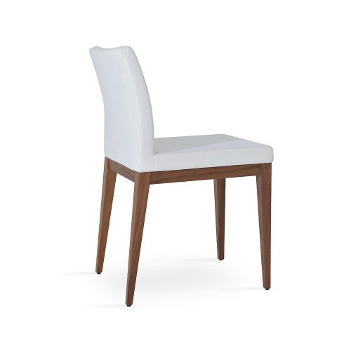 Aria Wood Dining Chair Leather 04 1500x
